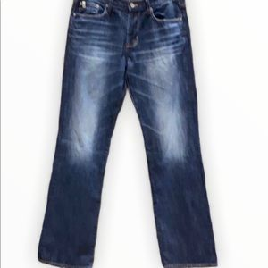 Big Star 1974 Relaxed straight jeans.